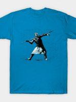 Ice spear throw T-Shirt