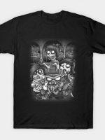 Inside Zombie T-Shirt