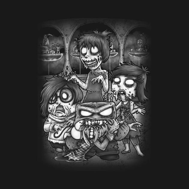 Inside Zombie