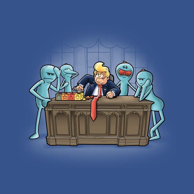 It's a Trump