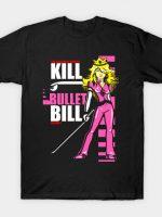 Kill Bullet Bill (Black & Magenta Variant) T-Shirt