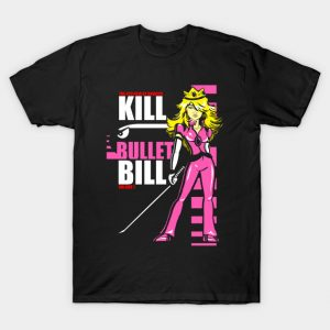 Kill Bullet Bill (Black & Magenta Variant)