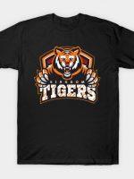 Kingdom Tigers T-Shirt
