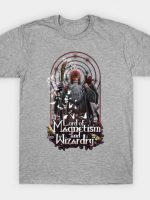 Lord of Magnetism and Wizardry T-Shirt