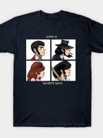 Lupin bandits days T-Shirt