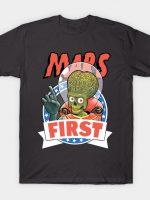 Mars first T-Shirt