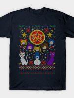 Merry Senshi Sweater T-Shirt