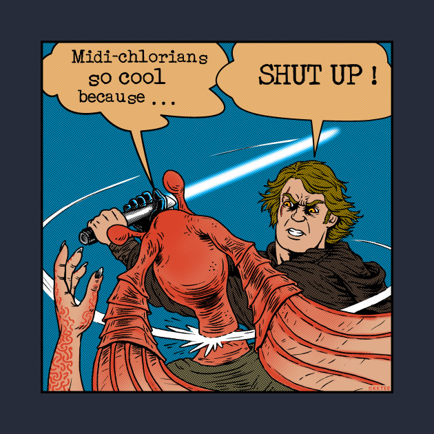 Midi-chlorians are cool