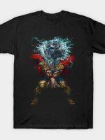 Mjolnir Attack! T-Shirt