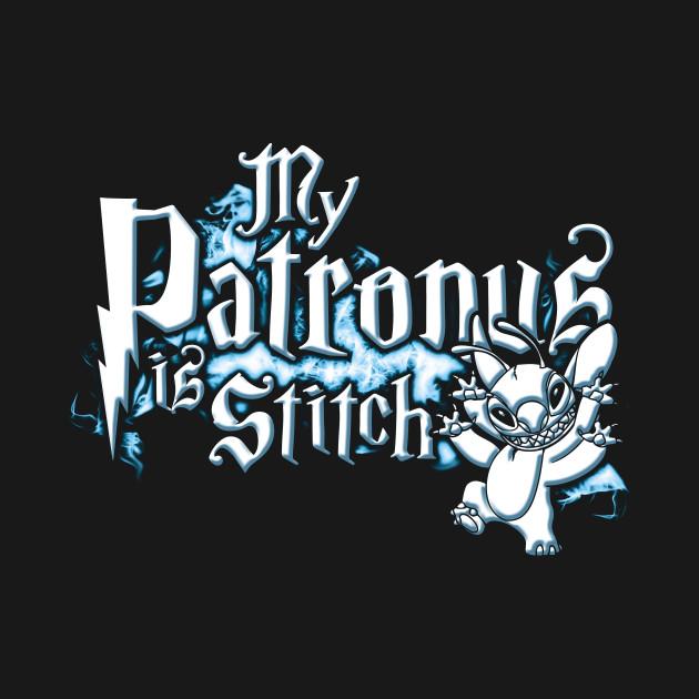 My Patronus Stitch