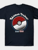 Poke Trainer T-Shirt