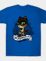 Purrriosa Furry Road T-Shirt