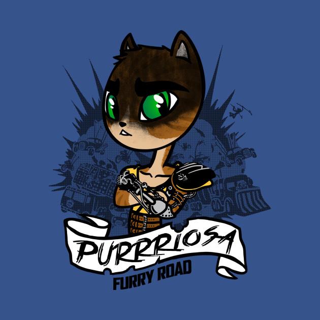Purrriosa Furry Road