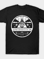 Quidditch-University T-Shirt