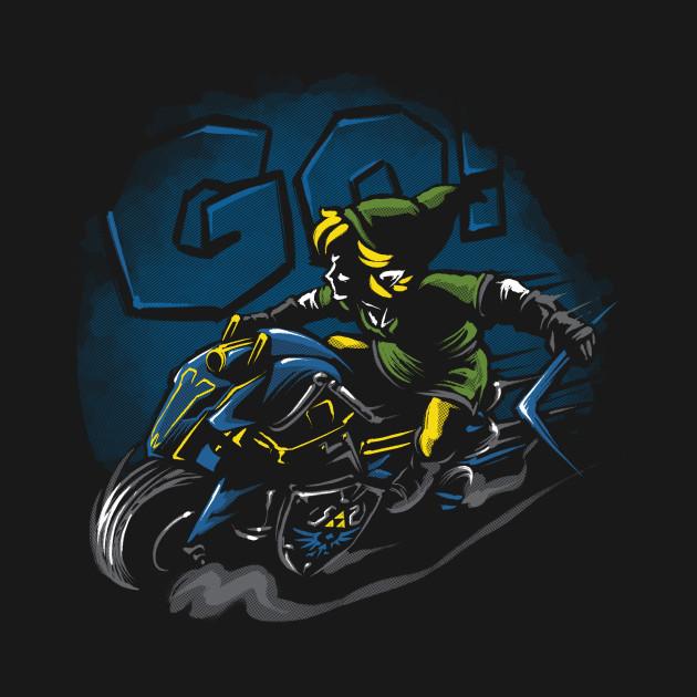 Racer Hero