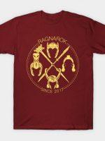 Ragnarok Yellow T-Shirt