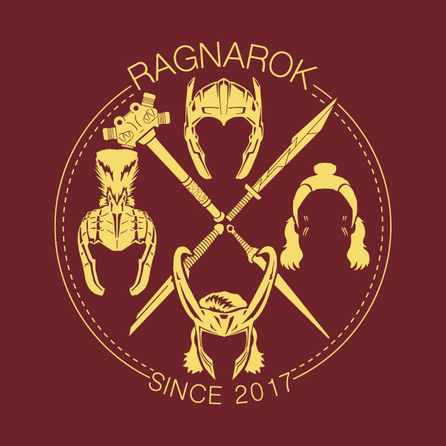 Ragnarok Yellow