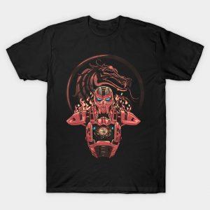 Red Cyborg