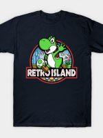 Retro Island T-Shirt