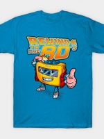 Rewind to the 80's T-Shirt