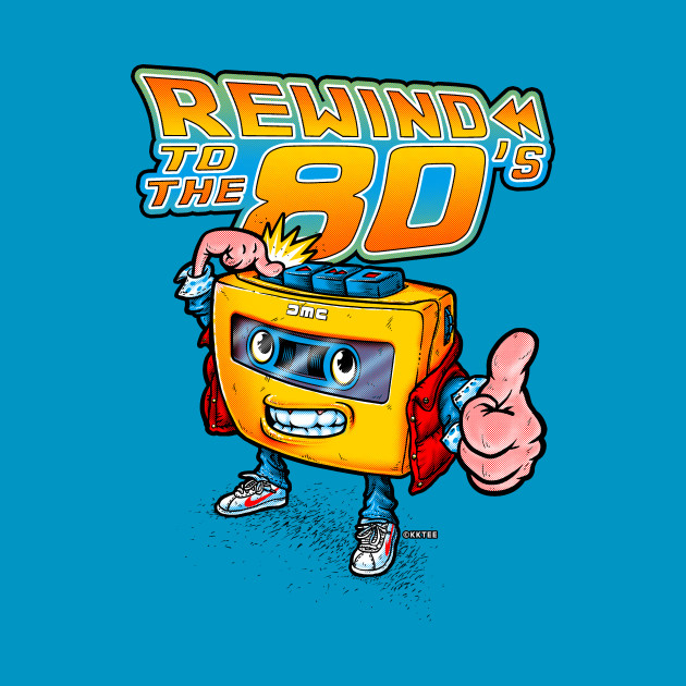 Rewind to the 80's