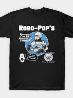 Robocop Breakfast Cereal Mashup T-Shirt