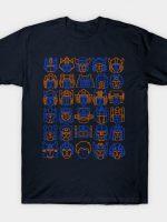 Robotic Minimalism T-Shirt