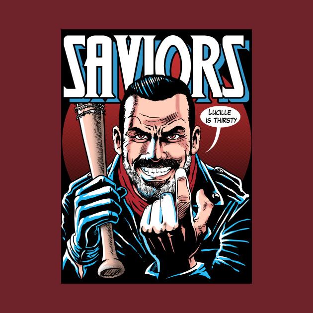 Saviors (Cover Page)
