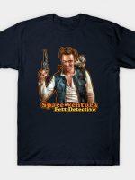 Space Ventura - Fett Detective T-Shirt