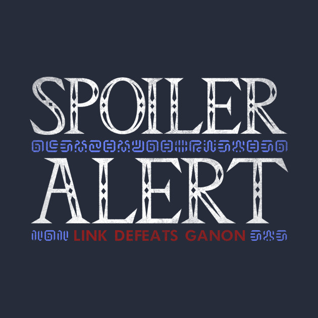 Spoiler Alert: Link Defeats Ganon