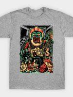 Star Wars Porkins X-Wing Fat Zombie Pilot T-Shirt