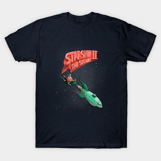 Starship II the sequel
