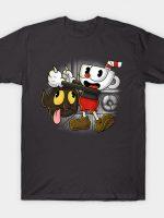 Steamboat Cuphead T-Shirt