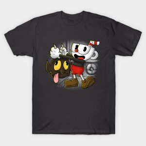 Steamboat Cuphead