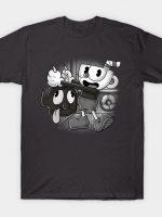 Steamboat Cuphead v.2 T-Shirt