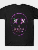 Suicide Skull (color) T-Shirt