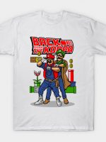 Super Mario Back To The Future T-Shirt