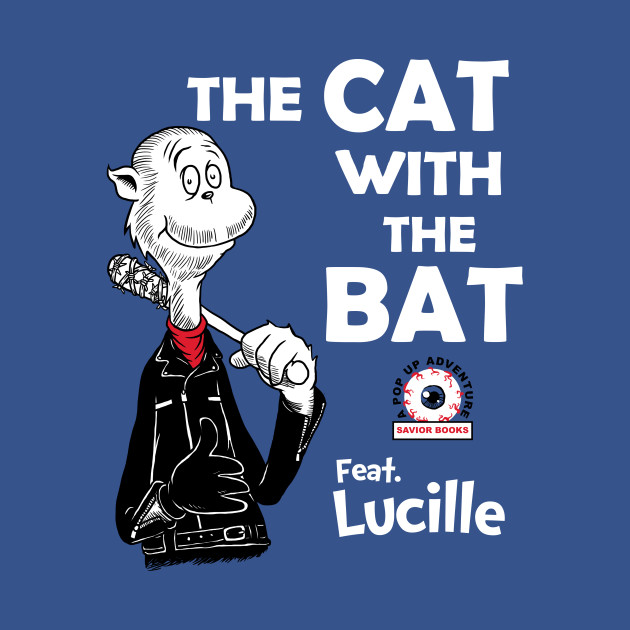 The Cat With The Bat