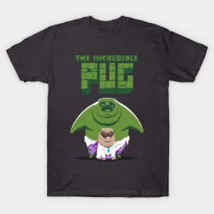 The Incredible Pug