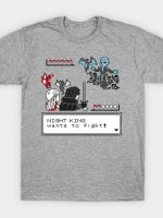Throne Battle 2 T-Shirt
