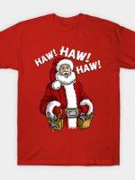 Tim the Toy Man Santa T-Shirt