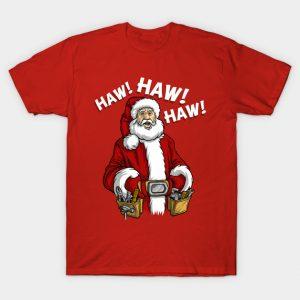 Tim the Toy Man Santa