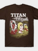Titan Island T-Shirt