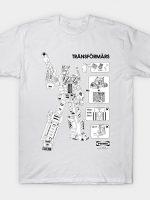 Transförmärs T-Shirt
