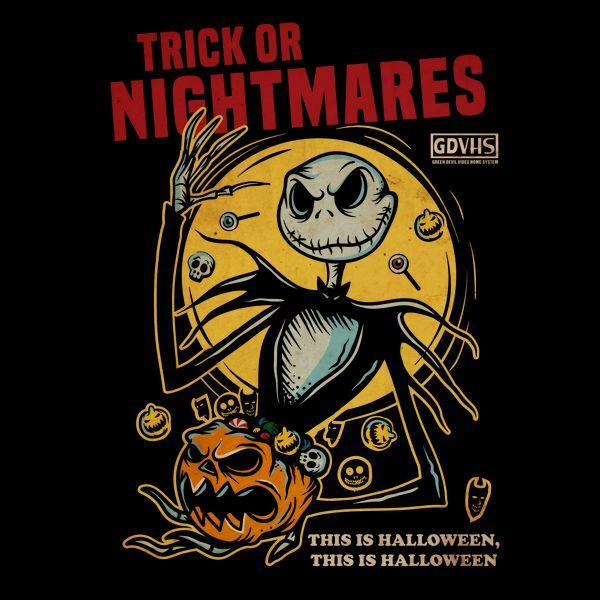 Trick or Nightmares