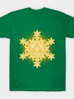Triforce Snowflake T-Shirt