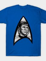 Vintage Spock (Gray Variant) T-Shirt