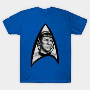 Vintage Spock (Gray Variant)