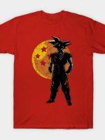 Warrior 4 stars T-Shirt