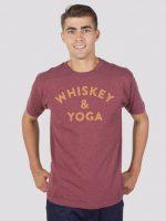 Whiskey & Yoga T-Shirt